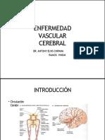 ENFERMEDAD VASCULAR CEREBRAL - DR ANTONY CHIPANA RAMOS-convertido.pptx