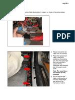 Bmw e90 Cablu Plus - Ramane fara curent masina Rezolvare 2