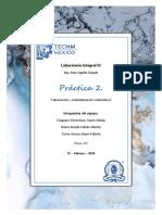 Práctica 2. Valorización y estandarización volumétrica
