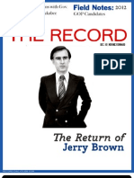 The Record - The Return of Jerry Brown