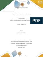 plan de desarrollo departamental o municipal.