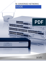 3com secure convergted networks guide.pdf