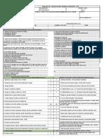 Formato ART-Analisis de Riesgos para Trabajos Seguro