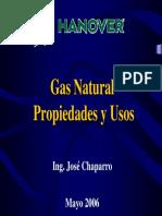 Basica Gas Theory   Gas Natural, propiedades y usos
