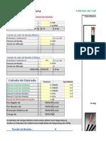 Calculo de cabos  - Pirelli Prysmian v1.1.xlsx