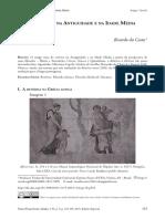 Ricardo da Costa - A retórica na Antiguidade e na idade Média