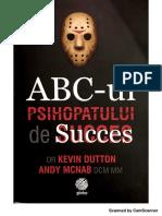 Kevin Dutton. Andy McNab - ABC-ul psihopatului de succes.pdf