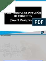 13 SESION DIRECCION DE PROYECTOS 1