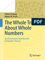 The Whole Truth About Whole Numbers An Elementary Introduction to Number Theory by Sylvia Forman, Agnes M. Rash (auth.) (z-lib.org).pdf