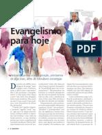 PUJIC 2014 Evangelismo para hoje