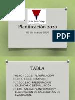 CONSEJO Planificación 2019.pptx