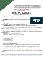 Edmundo Pellizari - Kimbanda e Quimbanda