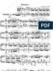 Polonaise in a Flat Major Heroic, Op. 53