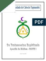 Os Tratamentos Espirituais (PARTE I) - Seara de Caridade do Caboclo Tupinambá (EUA).pdf