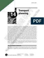Chapter-2 Transport Planning