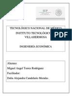 Datos Estadisticos de Economía.docx