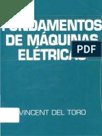 Fundamentos de Máquinas Elétricas - Del Toro