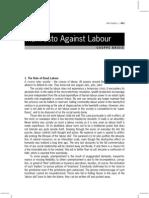 Manifesto Against Labour