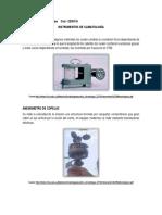 Instrumentos de climatología
