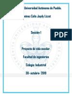 8.-Proyecto de vida escolar