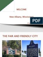 New Albany, Mississippi