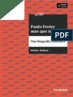 Kohan, Walter - Paulo Freire mas que nunca.pdf