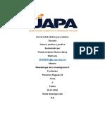 TAREA II METODOLOGIA DE LA INVESTIGACION.docx