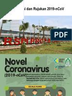 Sosialisasi dinkes corona virus covid