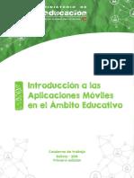 Introducción a Las Aplicaciones Móviles en El Ámbito Educativo