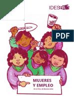 2020 8 de marzo CTA situación Mujeres Trabajadoras