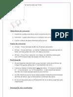 Regulamento Do Concurso Nacional de Leitura 2011