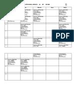 formato planificacion diaria 2020