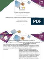 2. Actividad Intermedia, Paso 2 – proponer soluciones a casos aplicando los conceptos principales de las unidades 1 y 2.1
