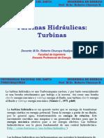 Introduccion a las Turbinas Hidraulicas