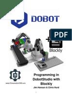 Dobot-Blockly-Workbook