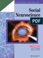 Social-Neuroscience-Key-Readings
