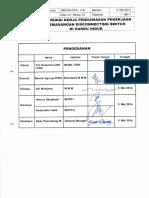 IKA 018 R-1 PEMASANGAN DISCONECTING SWITCH Di GI