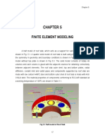 finite element modelling test paper