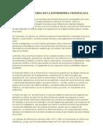 UNA BREVE HISTORIA DE LA ENFERMERÍA VENEZOLANA (1)