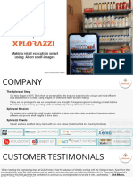 CPG Visibility Audit using AI & Image Recognition by Xplorazzi