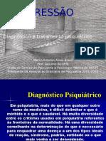 Depressao Diagnostico e Tratamento