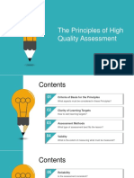 The Principles of High Quality Assessment.pptx