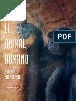 El animal humano, romper fronteras