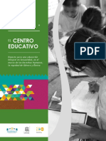 Fascículo 2 Centro Educativo espacio para unaEIS