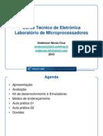 Aulas 2 - Laboratório de Microprocessadores
