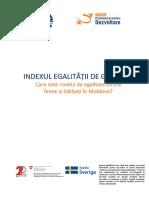 CPD_Indexul Egalitatii de Gen 2020