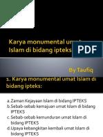 1. Karya monumental umat Islam di bidang ipteks.pptx