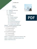 Plan général du module VOIP