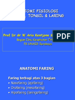 NASKAH Anatomi Fisiologi Faring Tonsil Laring