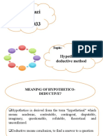 54710022-Hypothetico-Deductive-Method
